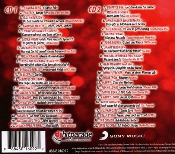DJ Hitparade Vol. 4