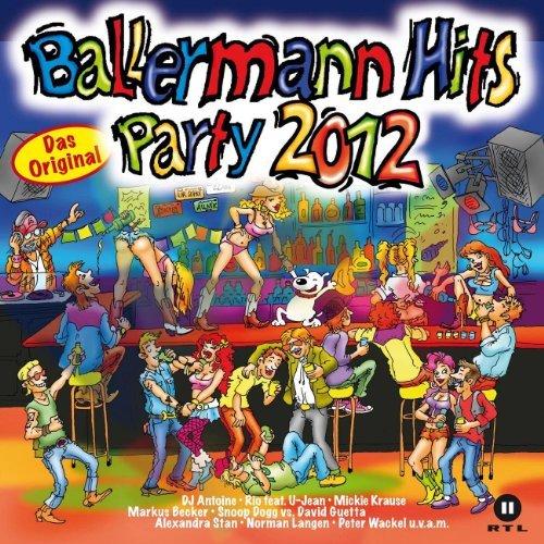 Ballermann Hits Party 2012