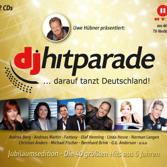 DJ Hitparade Jubiläumsedition