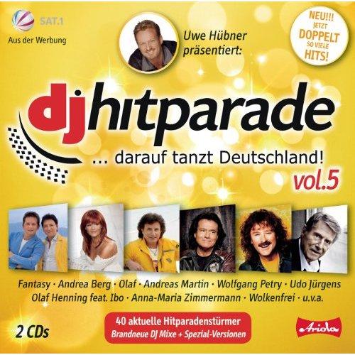 deutsche hitparade 2015